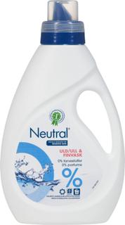 Neutral Flytande Ull & Fintvätt 750 ml