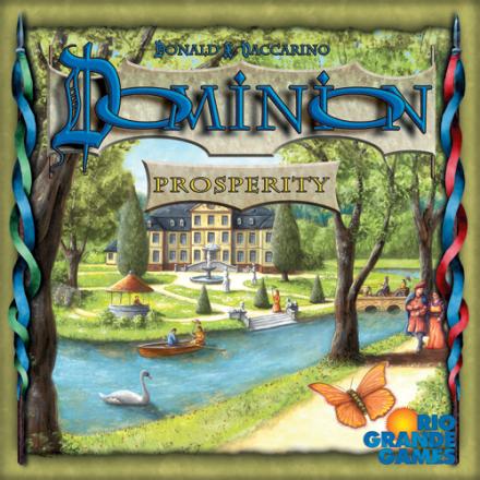 Dominion Prosperity Brettspill Utvidelse Expansion til Dominion - Norsk utgave