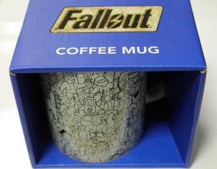 Fallout Kopp Vault Boy Collage