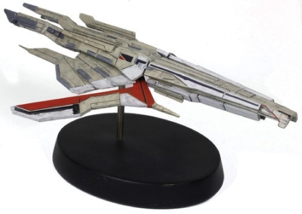 Mass Effect Replica Turian Cruiser 15cm