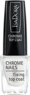 IsaDora Chrome Nails Fixing Top Coat, 6 ml IsaDora Nagellack