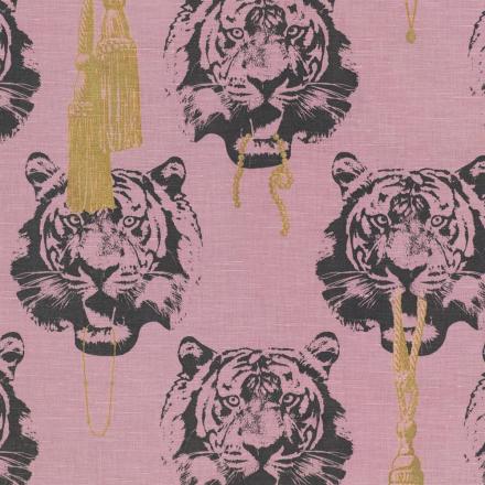 Coco Tigerstoff rosa
