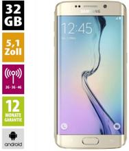 Samsung Galaxy S6 Edge (32GB) - gold-platinum