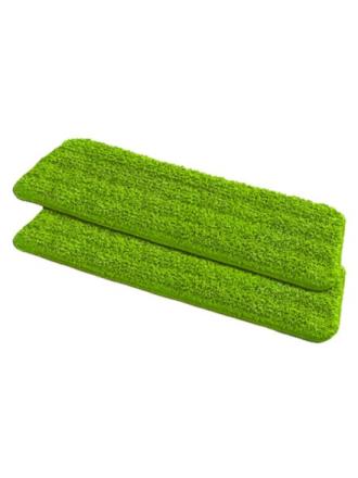 2 ekstratrekkfor spraymoppen Wenko grønn
