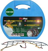 ProPlus Snökedjor till bil 12 mm 2-pack KN100