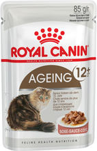 Royal Canin Ageing +12 in Gravy - 24 x 85 g