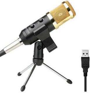 FIFINE K058 USB Mikrofon med Tripod til MAC & PC