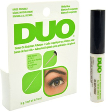 DUO Eyelash Brush On Striplash Adhesive White Wimpernkleber 5 g