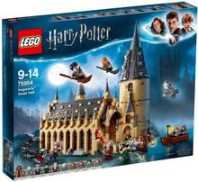 LEGO Harry Potter, Stora salen på Hogwarts