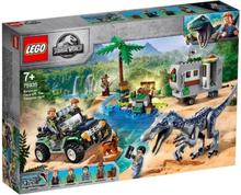 LEGO Jurassic World - Strid mot Baryonyx: skattjakten