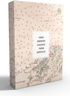 Dagerman Stig;Box With Four Swedish Classics