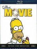 Simpsonit - elokuva (Blu-ray)