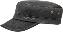 Stetson Datto CO/PES Herr Keps Svart S