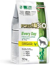 Forza 10 Bio Every Day Huhn und Algen - Sparpaket: 2 x 12 kg