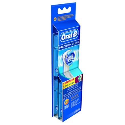Oral-B Precision Clean 4+1. 10 stk. på lager