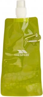 Trespass Hydromatic - Foldbar vandflaske - Grøn