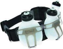 FuelBelt Revenge Bottle Belt til 3 flasker - Væskebælte til løb og træning inkl. 3 flasker