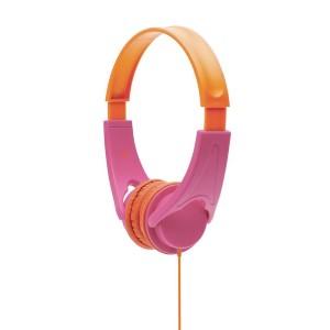 Roxcore Hodetelefoner med volumbegrensning Rosa