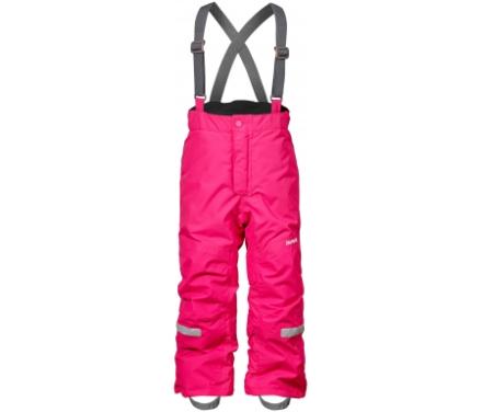 Didriksons Idre Kids - Skibukser - Pink thumbnail