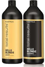 Matrix Total Results Hello Blondie Duo 2x1000ml