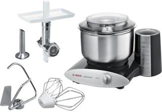 Bosch Køkkenmaskine hvid Mixer & Kødkværn