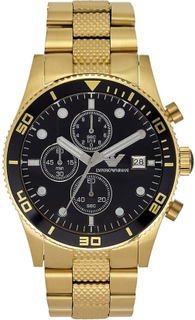 Armani ure Ar5857 guld rustfrit Herre ur