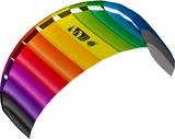 HQ Symphony Beach III 2.2 Foilkite - Rainbow