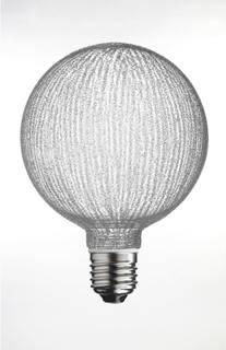 Ljuskälla Halogen E27 18W Rugglig, 100 mm Globen Lighting