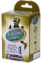 Slang Aircomp Latex C4 - 47/57-559 Presta 40mm (10 st)