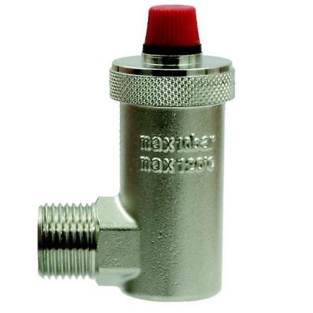 """Invena Automatisk Air Vent 1/2"""" BSP Side posten 15mm ventil fanget ..."""