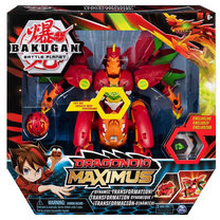 Bakugan Battle Planet Dragonoid Maximus