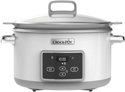 Crock-Pot 5,0L DURACERAMIC. 3 stk. på lager