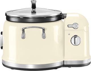 KitchenAid Multicooker med Rörtorn Creme