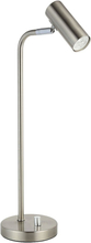 Oriva Bordslampa Mini GU10-Satin Nickel