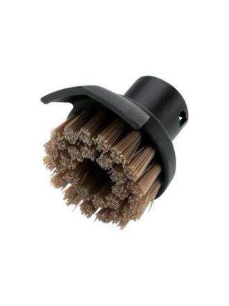 Damprenser Round Brush with Dirt Scraper