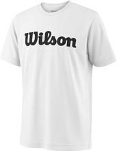 Wilson Team Script Tech T-Shirt Kinder XS