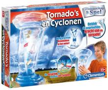 Tornado's en Cyclonen Wetenschapsspel