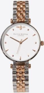 Olivia Burton Queen Bee T-Bar Bracelet Ure