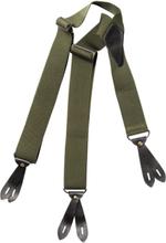 Swedteam Suspender Strap Green