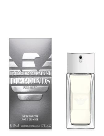 Emporio Diamonds For Men Eau De Toilette 50 Ml
