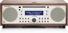 Tivoli Audio Music System Bluetooth Walnut