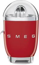 Smeg - Smeg Citrus Juicer, Rød