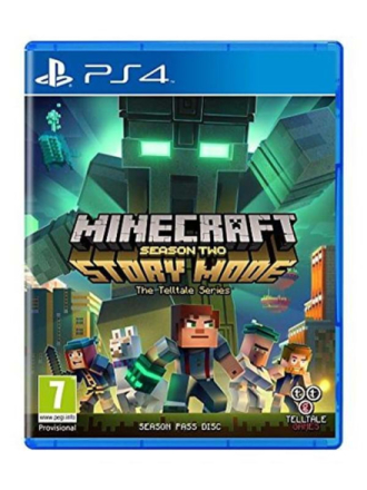 Minecraft: Story Mode: Season Two: Season Pass Disc - Sony PlayStation 4 - Adventure - Proshop