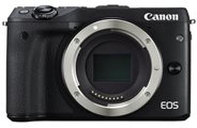 Canon EOS M3 - Digitalkamera - spegellöst - 24.2 M