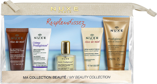 Nuxe Travel Kit, Nuxe Ansikte