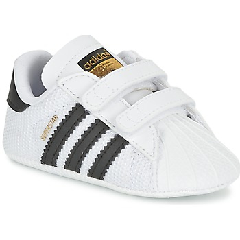 adidas Sneakers SUPERSTAR CRIB adidas - Spartoo