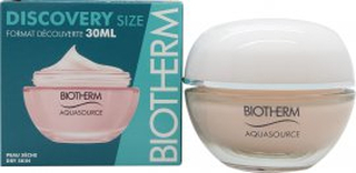 Biotherm Aquasource Creme Face Cream 30ml - PS (Dry Skin)