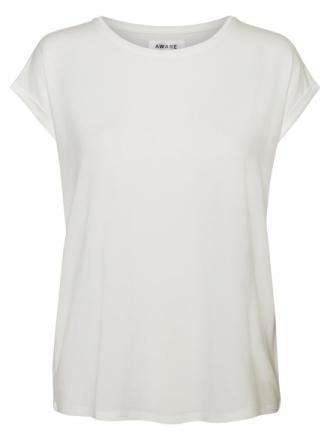VERO MODA Aware T-shirt Women White