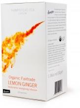 Hampstead Tea Organic Lemon Ginger 20 Beutel