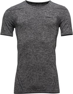 Craft Active Comfort Rn Ss M Sw.Blue T-shirts Short-sleeved Grå Craft